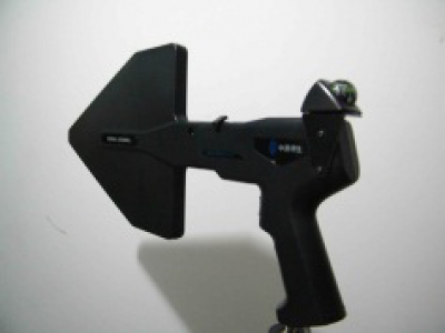 MA500 portable direction finder antenna.